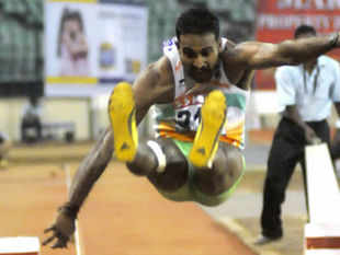 Maheswary's name has again been nominated for this year's Arjuna Award on the ground that the Sports Ministry's eligibility rule does not bar him from getting the coveted honour.