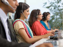 BPO firms like Hinduja Global Solutions and Firstsource Solutions have been cutting back on contracts from their home market.