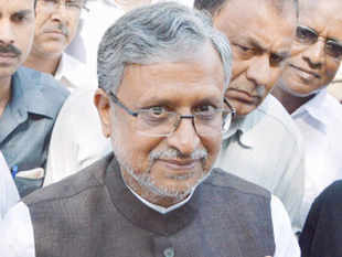"""I appeal to people and JD(U) MLAs to make BJP win. This is not an issue of problems between BJP and JD(U),"""" he added."""