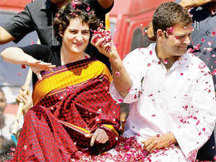 "People close to the Gandhis said Rahul Gandhi is almost all set to address a rally on May 9 in Varanasi while Priyanka Gandhi is ""closely considering"" conducting a road show on May 10."