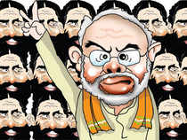 Ramdev has been a fellow traveller of BJP and joined forces with Modi over bringing back black money stashed abroad. Known to having popularised yoga through television programmes, Ramdev has a large following across India.