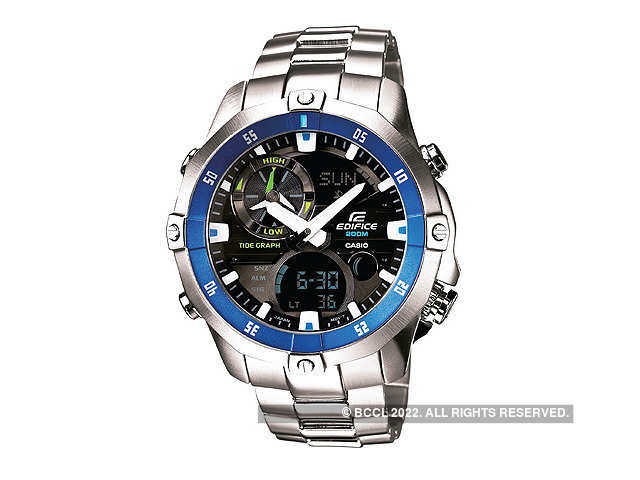casio marine gear wr100m how to set time