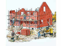 If you are planning to buy a property under construction, don't just go by the brochure claims. A lot depends on the builder's competence and resources.
