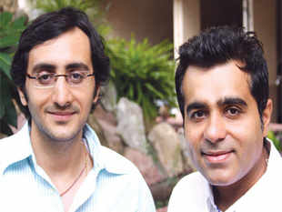 Decision by Chetan and Samir Asher to quit their jobs and start their own venture came as a shock for parents, but neither of them intervened.