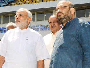 Born into a well-established business family in 1964, Shah was drawn to RSS as a boy and his association with Modi goes back to 1980s. Both joined BJP around the same time.