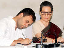 Members ofCWC, not only declined to accept the resignations of Sonia andRahulGandhi, but also refused any discussion on the matter.