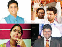 Pre-election, ET Magazine had profiled 15 dynasts contesting the elections. Here are the five under 35 who won: