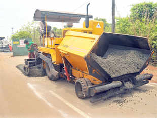 Hopes have also been fuelled by the NHAI's approval to reschedule premium payments worth about Rs 6,000 crore for nine of the 23 stressed road projects.