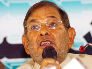 JD(U) President Sharad Yadav suffered defeat at the hands of RJD's Rajesh Ranjan alias Pappu Yadav by 56,209 votes in Madhepura Lok Sabha seat in Bihar.