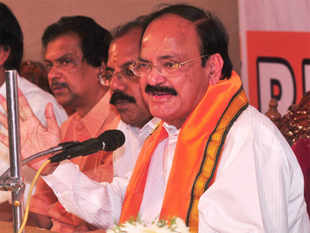"""This will be critical if we want to achieve housing for all,"" Venkaiah Naidu said after taking charge of the urban development and housing & urban poverty alleviation ministries."