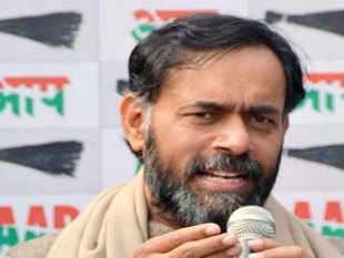 Yogendra Yadav and Naveen Jaihind have resigned from the Political Affairs Committee and National Executive bodies of the party respectively.