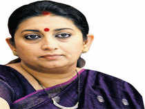 Irani's focus is in keeping with the BJP's poll promise of restructuring the UGC to transform it into a Higher Education Commission.
