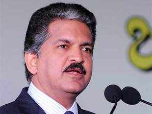Anand Mahindra, chairman and MD, Mahindra & Mahindra, is a Twitter enthusiast with over 1.2 million followers.