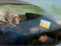 """""""A long-term vision of the project is to make flying accessible to more people. With brain control, flying, in itself, could become easier."""""""