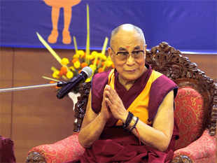 The Dalai Lama, reviled by Beijing as a separatist, made the rare comments on the June 4, 1989, violence at a prayer meeting two years after he renounced politics.