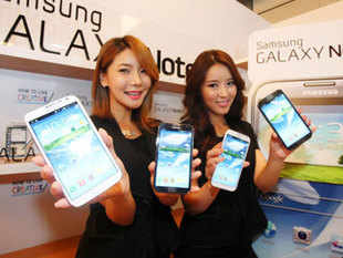 Samsung unveiled plans to produce a co-branded tablet computer with US bookseller Barnes & Noble, which has struggled with its Nook line of devices.