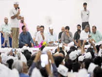 Given the hostile nature of the charges, it is apparent that the crack in AAP's leadership is running right through the middle with two of the most high-profile leaders being on different sides.