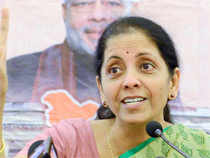 The rising CAD and galloping prices are the issues which will be tackled on an urgent basis by the government, said Nirmala Sitharaman.
