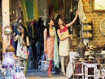 No holiday is complete without discovering local treasures (vintage jewellery, maps, apparel), this vacation let shopping be your only agenda.