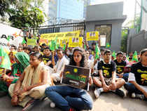 Greenpeace had been among those agitating against the hazardous ship-breaking outsourced to India. This has helped bring in better regulation.