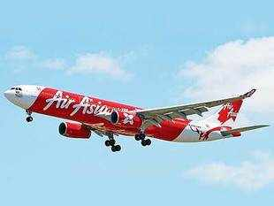 Air Asia flew from Bangalore to Goa and back, marking the first domestic flight by an aviation company where one of the investors is a foreign carrier.