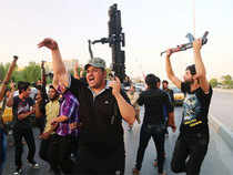 The emergence of the militias as a legitimate force enjoying the support of the Shiite-led government and the blessing of the religious establishment poses a threat to Iraq's unity