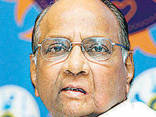 Pawar raised the demand in a meeting with senior Congress leaders AK Antony and Ahmed Patel, who met him at his residence in Delhi on Thursday evening.