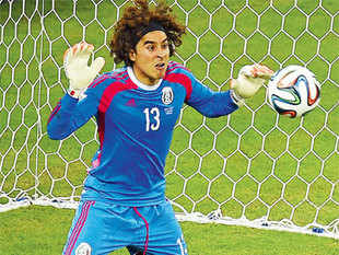 Ochoa as Christ the Redeemer, Superman, an antivirus, as Neo from The Matrix, on the cover of Time.