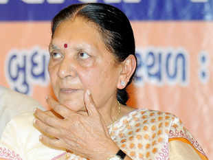 Gujarat's first woman Chief Minister Anandi Patel today announced a 33 per cent reservation for women in the state police force.
