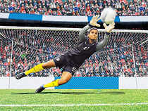 Aditi Chauhan is goalkeeper of the team that's ranked 50th in the Fifa rankings amongst 175 nations, against their male counterparts who are at a distant 154 in the pecking order.