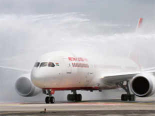 Air India today kept three planes on standby for evacuation of Indian nationals in strife-torn Iraq even as the Government reviewed the situation in the region at a high-level meeting.