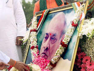 """A P J Abdul Kalam tweeted, """"It is Shri PV Narasimha Rao Ji's birth anniversary today…one of the best PMs India ever had... My respect to the leader."""""""
