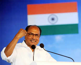 "Last Friday Antony said, ""Congress policy is equal justice to everyone.  But people have doubt whether that policy is being implemented or not."