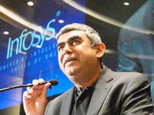 Sikka has started talks with a California-based advisory firm, as Infy looks to strengthen its partnerships with customers and retain senior managers