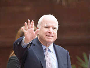 John McCain is a member of US Senate Foreign Relations Committee and an influential member of the US Congress.