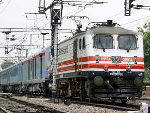 The introduction of high-speed links and bullet trains were one of the key poll campaign promises of Prime Minister Narendra Modi. (Pic : AFP)