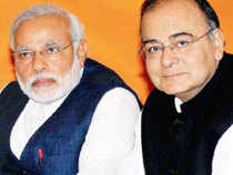 """There have been regular meetings between PM and FM and also betweenPMOand finance ministry officials,"""" said a government official."""