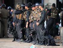 <a href=&quot;http://economictimes.indiatimes.com/articleshow/3772006.cms&quot; target=&quot;_blank&quot;><b>Some high-profile escapees</b></a>  <a href=&quot;http://economictimes.indiatimes.com/quickiearticleshow/3772118.cms&quot; target=&quot;_blank&quot;><b>Forces that tackled terrorists</b></a>  <a href=&quot;http://economictimes.indiatimes.com/quickieslist/3772478.cms&quot; target=&quot;_blank&quot;><b>The Terrorists</b>