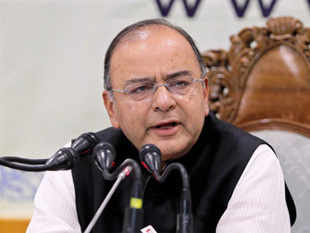 Finance minister Arun Jaitley promised to examine issues over compensation to states for implementing the Goods and Services Tax (GST).