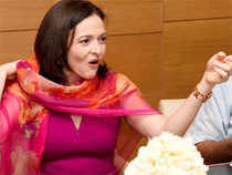 Sandberg is vastly different from the average feminist. She's not the hard-knuckled women's rights advocate because she calls on women to enlist the help of men.