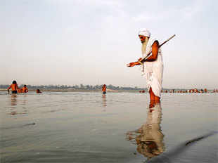 Ganga can only be saved if all stakeholders are aware of the threats and 40-odd crore consumers who use Ganga in some way or another.