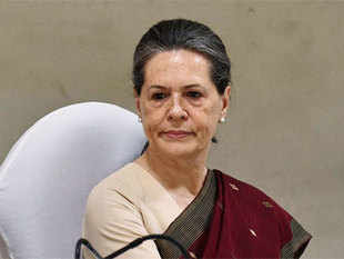 Sonia Gandhi on Monday stepped into the political tug-of-war between the NDA government and her party over the post of the Leader of the Opposition by saying Congress has a rightful claim over the constitutional post.
