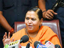 Bharti made it clear that the Ganga mission was not the preserve of any one community, seeking to allay apprehensions that the government was attempting to introduce a Hindutva flavour.