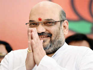It was Shah's impending elevation as BJP's national president which was behind some key changes in the party in UP, aimed at ensuring that he continues to maintain an iron grip on the unit through his trusted men.