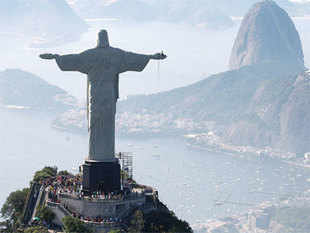 The Rio de Janeiro 2016 summer Olympics move firmly into the spotlight this week with the International Olympic Committee in town to monitor progress and the soccer World Cup wrapping up