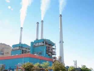 The threat came as the country announced that emissions from power plants regulated under its ETS fell by 1.7 per cent.