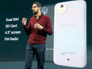 ET has also learnt the launch is planned in time for Diwali , when Sundar Pichai who is in charge of Android, Chrome and Apps, is expected to visit India.