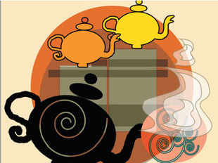 India's large tea market—total branded tea market in India is estimated to be worth about Rs 10,000 crore and growing at over 15% annually.