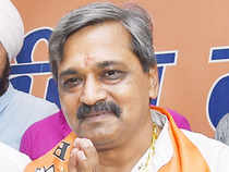 After a meeting with party legislators, Satish Upadhyay said the party will consider formation of government if the lt governor invites it to take over the reins.