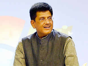 Power Minister Piyush Goyal said at a recent meeting with electricity regulators that the government wants to develop clean energy.